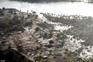 Nama korban Tsunami mentawai