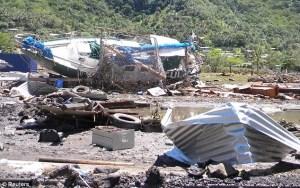 Video Korban Tsunami mentawai