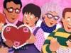 Kenangan manis dalam kebersamaankeluarga
