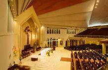 Interior St Yakobus's Church (Adjie Riyanto - Gabriel 2)