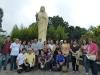 Ziarek Lingkungan Angela 1,2,3 ke   ke Taman Rohani Anggrung Gondok, Sendangsono, Ganjuran, Guakerep