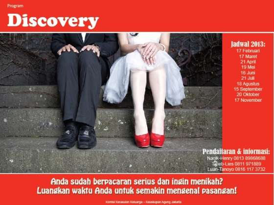 program discovery 2013