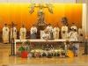 Misa ulang tahun perak imamat romo Yus Noron 18 Agustus2013